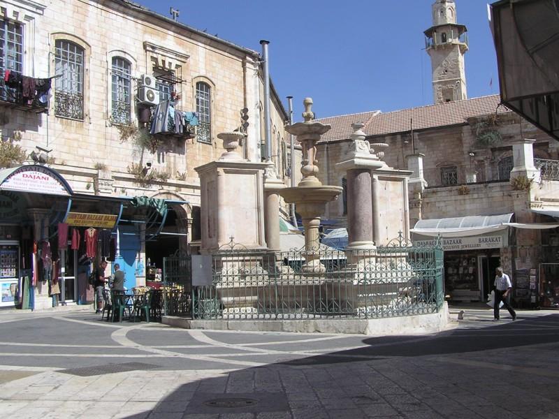 Ворота Иерусалима и Старый Город моя экскурсия
